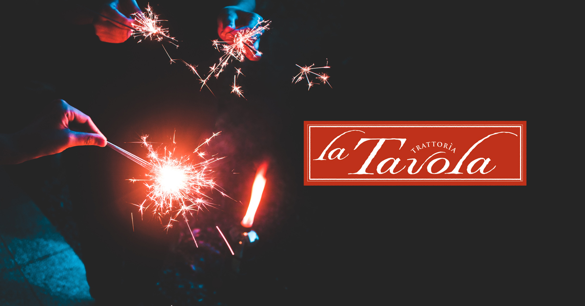 New Year's Eve at La Tavola